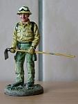 DelPrado Fireman - Feuerwehrmann Figur 3