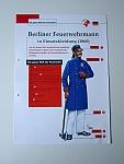 DelPrado Fireman - Feuerwehrmann Figur 10