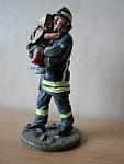DelPrado Fireman - Feuerwehrmann Figur 13